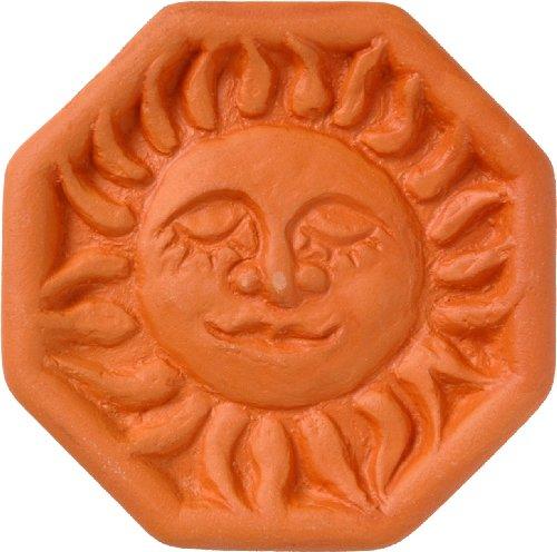 JBK Sun Terra Cotta Brown Sugar Saver by JBK Pottery