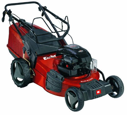 Einhell RG-PM 48 S 48cm Self Propelled Petrol Lawnmower with a Briggs and Stratton Engine
