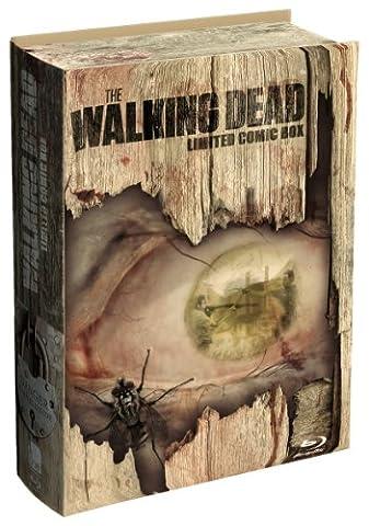 The Walking Dead - Limited Comic Box (Staffel 1 & 2 + Comic-Sonderauflage + Artprint + Zertifikat, exklusiv bei Amazon.de) [Blu-ray]