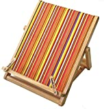 Bookchair Deluxe Standard - Stripy