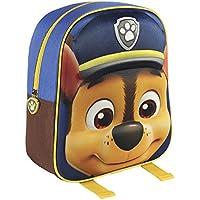 Paw Patrol 210000156031cm effetto 3d Chase Junior Zaino