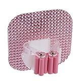 5pcs escoba Mop soporte, firmemente carga agarre fregona carpeta Titular de almacenamiento de baño colgante de pared Mop Besom soporte