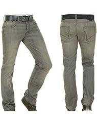Adidas Originals M slim fit C Jeans Pantalon Coton Jeans neuf