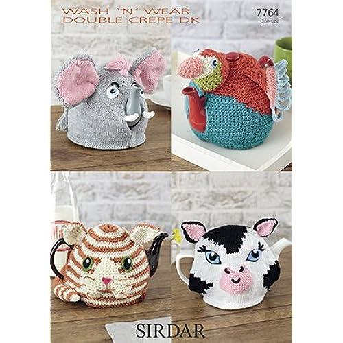Crochet Tea Cosy: Amazon.co.uk
