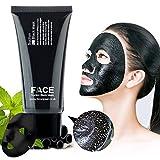 FaceApeel Blackhead Remover Masque [Elimine les points noirs] - Premium qualité Black Pore Removal Peel Off Strip Masque pour le nez Visage Traitement de lacné - Best Masque Facial Boue 60g (2.11 Oz)