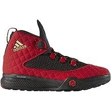 brand new 07401 0465b adidas Zapatillas de Baloncesto Performance Derrick Rose Dominate 2016 para  Hombre, 16, Rojo