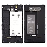 ACCS for Cornice Centrale XH for Nokia Lumia 820 Full Cover Housing (Colore : Color1)