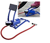 #10: SAPRO Foot Air Pump Heavy Compressor 8cm Cylinder Bike,Car,Cycles ,& all other vehicles