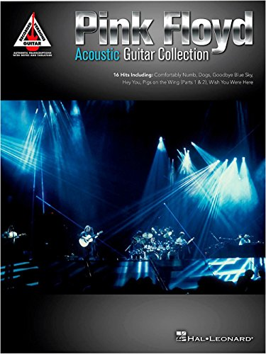 Pink Floyd: Acoustic Guitar Collection - Guitar Recorded Versions. Partitions pour Tablature Guitare