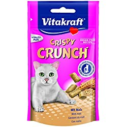 Vitakraft C-78200 Crispy Crunch Malta - 60 gr