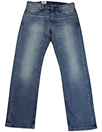 Levis 513 Hombre Slim Straight Fit Azul 08513-0142 R.32/30