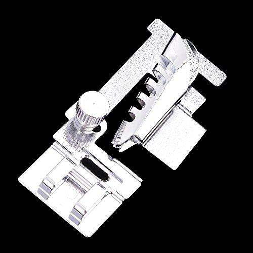 Phenovo Household Sewing Machine Part Binder Foot Multi-Function Sew Machine Accessories Hemmer Presser Foot