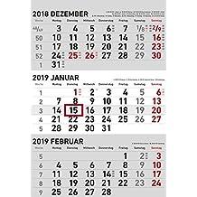Suchergebnis Auf Amazon De Fur 3 Monats Kalender 2019