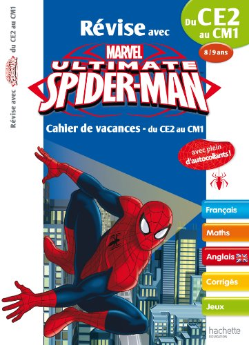 Révise avec Spider-man - CE2/CM1