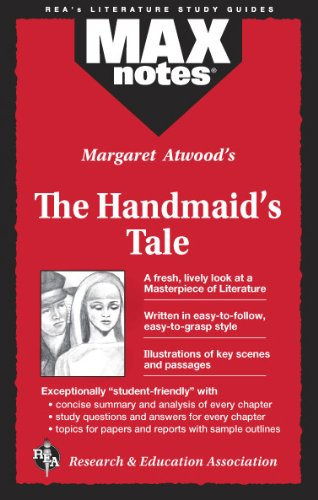 Handmaid's Tale, the (Maxnotes Literature Guides) (Maxnotes: Rea's Literature Study Guides)