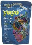 Yuyo Organic Green Rooibos Rewind Teabags