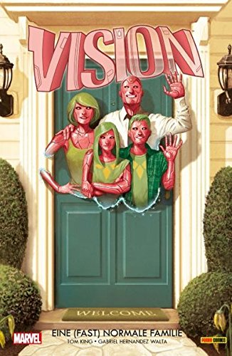 (fast) normale Familie (Vision Superhelden)
