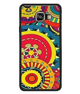 Fuson Designer Back Case Cover for Samsung Galaxy A3 (6) 2016 :: Samsung Galaxy A3 2016 Duos :: Samsung Galaxy A3 2016 A310F A310M A310Y :: Samsung Galaxy A3 A310 2016 Edition (Funky Designer Case Youngster Girls Boys Student)