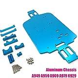 Etbotu Auto Spielzeug Metallgeh?Use Upgrade Metallgeh?Use f¨¹r Wltoys 1/18 A949 A959 A969 A979 K929 A959 B A969 B A979 B K929 B RC Car