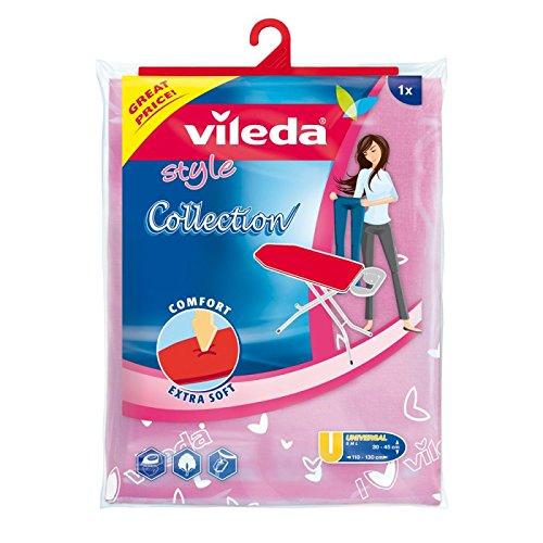 Vileda Style - Funda de planchar adaptable a todos...