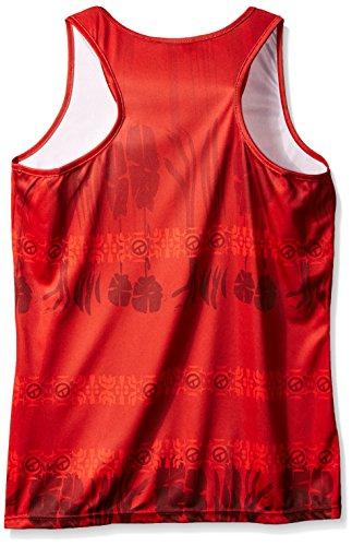 charko Designs Damen Logan Athletic Shirt rot