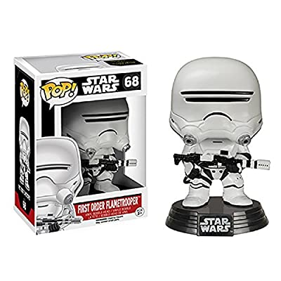 Funko - POP Star Wars: EP7 - First Order Flametrooper