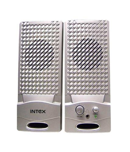 Intex IT-320w Computer 2.0 Multimedia Speaker