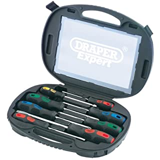 Draper 40002 8-Piece Screwdriver Set