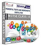 #9: Complete exam preparation material for NSTSE Class 4 (2000+ questions)