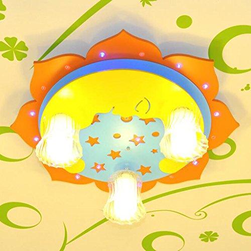 Huahua @ - LED lustres pour Enfants Lampes Chambre Chambre Lampes de plafond Lampes filles filles Lampes Cartoon