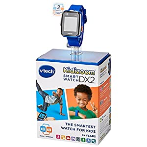 Kidizoom® Smart Watch DX2 Blue (NEW VERSION)