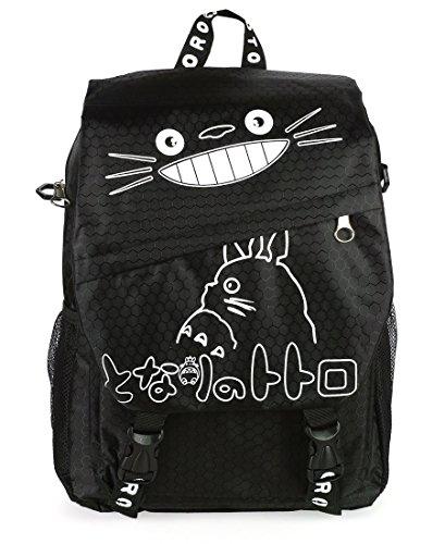 CoolChange Mochila / Bolsa de Totoro Negra