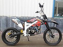 GOOFIT Links Bremshebel f/ür 50cc 70cc 110cc 90cc 150cc Dirtbike Pitbike Trail Motorrad