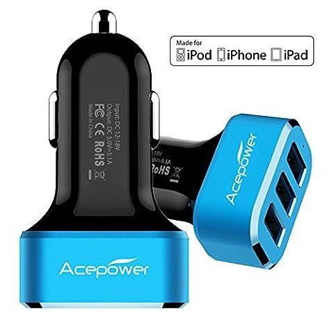 Usb 2.0 5.1 - [Certified by Apple] ACEPower® Premium 3 USB