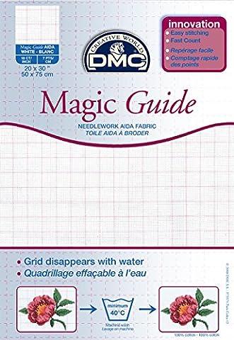 Toile magic guide 7 pts/cm