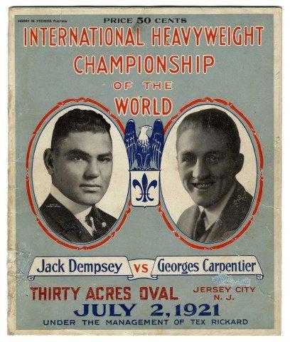 jack-dempsey-vs-georges-carpentier-1921-reproduktion-boxen-promo-foto-poster-40x30-cm