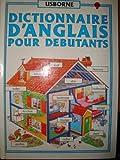 Dictionnaire d'anglais pour débutants