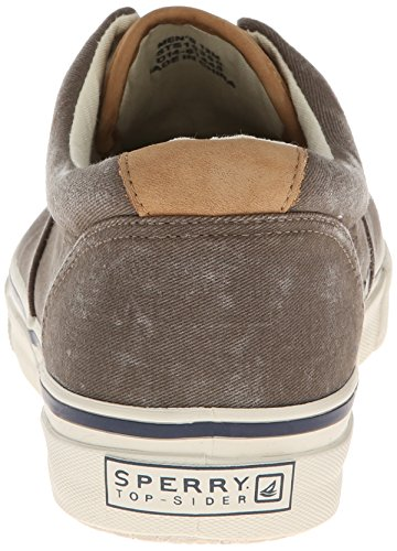 Sperry Top-Sider Striper Ll Cvo, Baskets Basses Homme Marron (Brown)