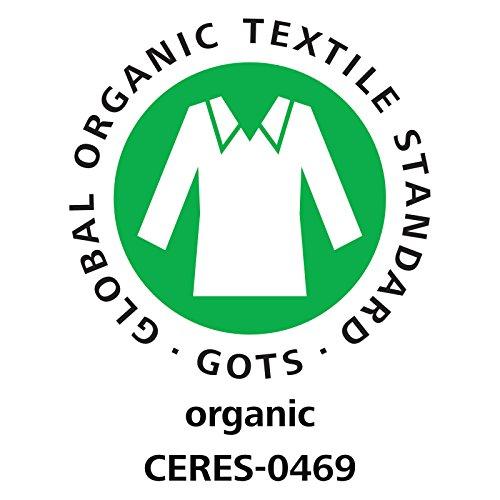 2x quschel® Pucktuch / Einschlagtuch / Spucktuch / Swaddle & Burp Blanket / Mulltuch / Mullwindel / Badetuch pink 120x120cm aus 100% Bio-Baumwolle / Bio-Musselin, GOTS zertifiziert