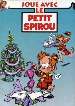 Joue avec le Petit Spirou - n° 4