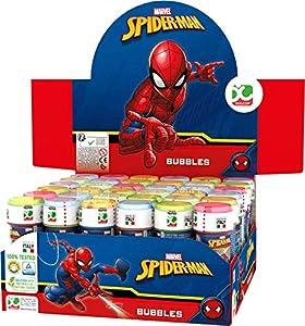 ColorBaby - Caja pomperos Spiderman