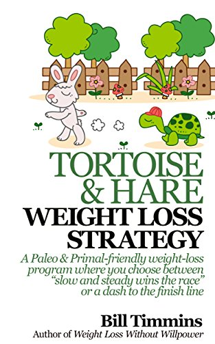 The Tortoise & Hare Weight Loss Strategy: A weight-loss program where you choose between