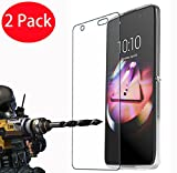 "2 Pack - Alcatel Idol 4 (5.2"") Verre Trempé, Vitre Protection Film de protecteur d'écran Glass Film Tempered Glass Screen Protector Pour Alcatel Idol 4 (5.2"")"