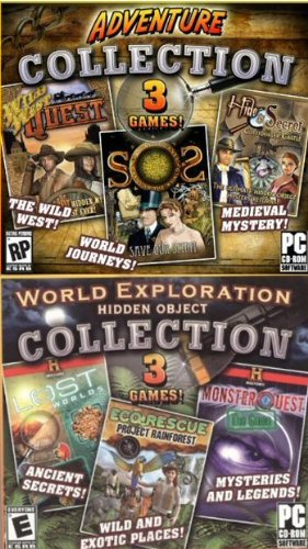 6-hidden-object-games-lost-worlds-ecorescue-project-rainforest-monsterquest-wild-west-quest-sos-save