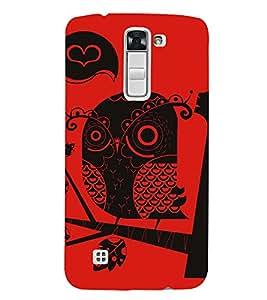 EPICCASE traditional drawing Mobile Back Case Cover For LG K10 (Designer Case)
