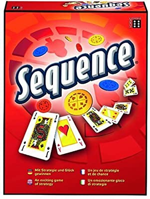 Winning Moves 20387 Sequence - Juego de mesa [Importado de Alemania] por Nordic Games