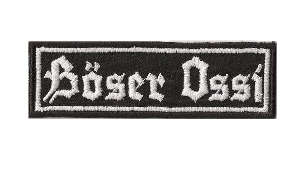 BIKER Alt Deutsch Rankpatch Tab Motorcycle Motorrad Jacken Patch Aufn/äher