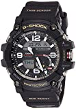 G-Shock Analog-Digital Black Dial Men's ...