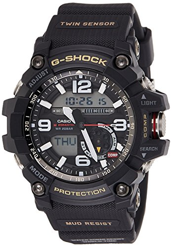 51Har7wMVVL - G Shock Digital Mens GG 1000 1ADR G660 watch
