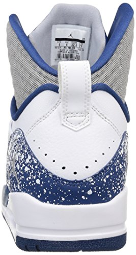 Nike Jordan Flight 97 Scarpe sportive, Uomo White/Wolf Grey-French Blue